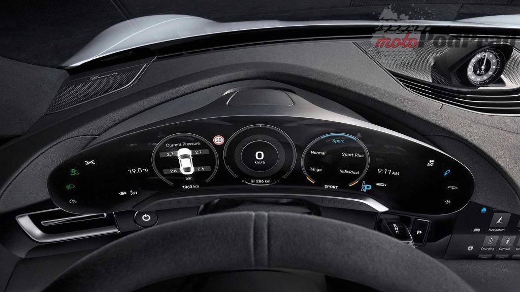 2020 porsche taycan 1 1024x576 Poznaliśmy wnętrze Porsche Taycan
