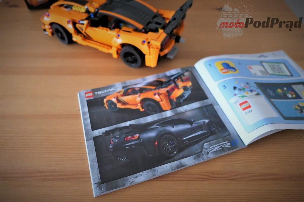 Chevrolet Corvette Zr1 lego 12 1024x683 Składamy Corvette ZR1 z LEGO