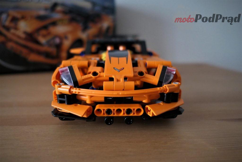 Chevrolet Corvette Zr1 lego 13 1024x683 Składamy Corvette ZR1 z LEGO