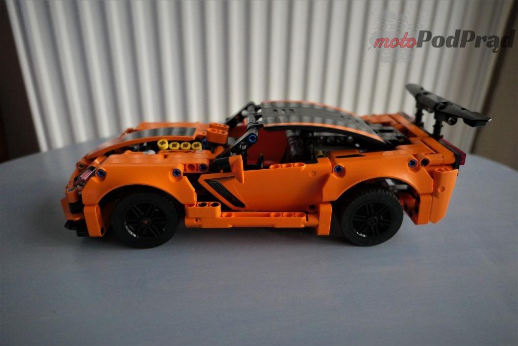 Chevrolet Corvette Zr1 lego 17 1024x683 Składamy Corvette ZR1 z LEGO