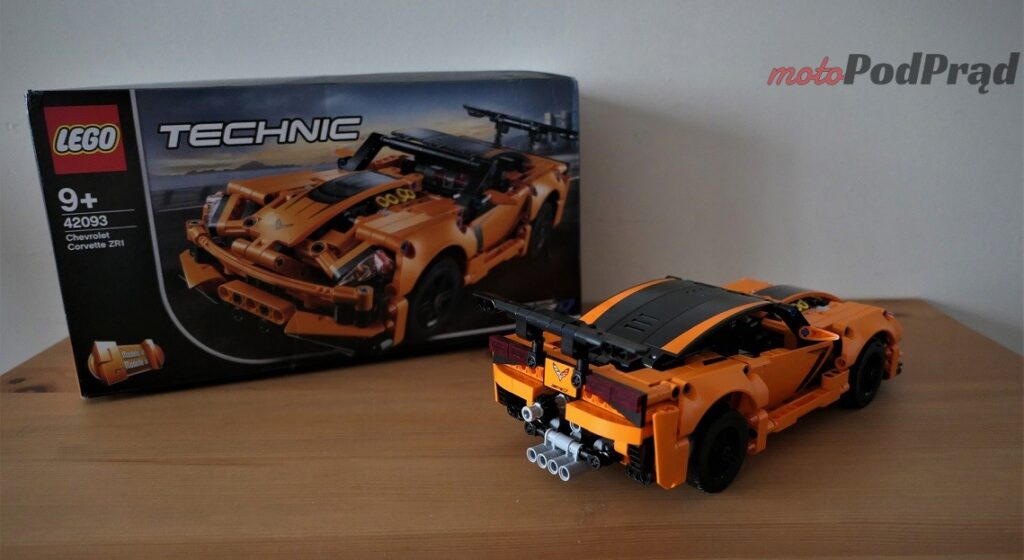 Chevrolet Corvette Zr1 lego 4 1024x560 Składamy Corvette ZR1 z LEGO