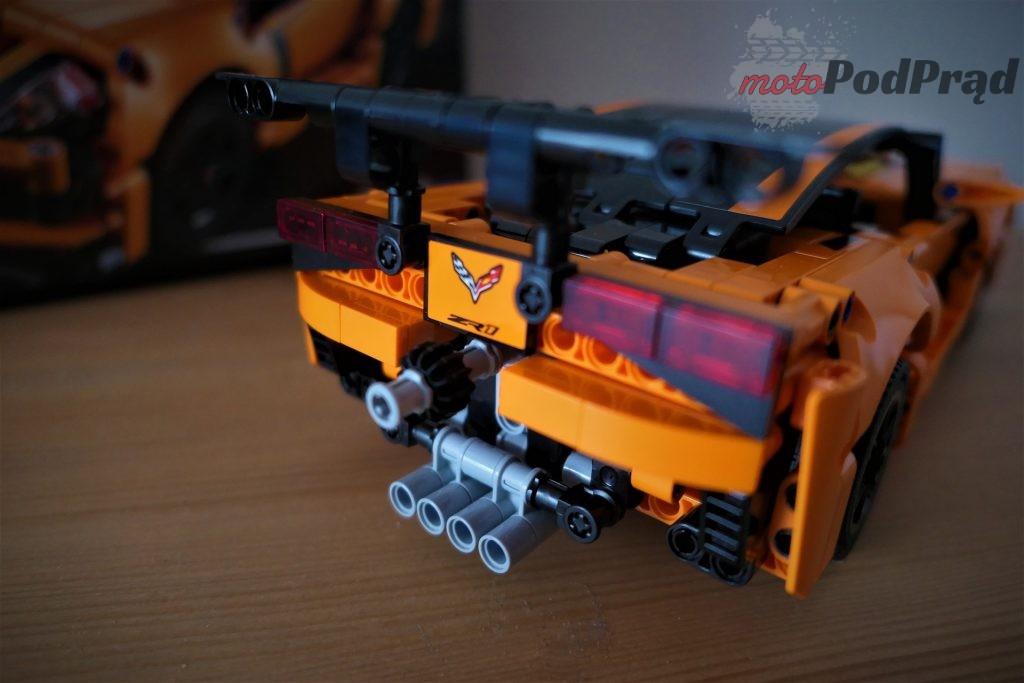 Chevrolet Corvette Zr1 lego 5 1024x683 Składamy Corvette ZR1 z LEGO