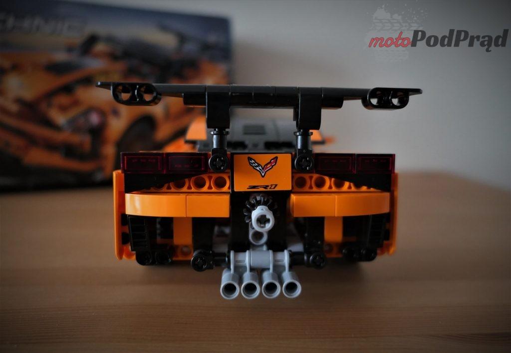 Chevrolet Corvette Zr1 lego 6 1024x707 Składamy Corvette ZR1 z LEGO