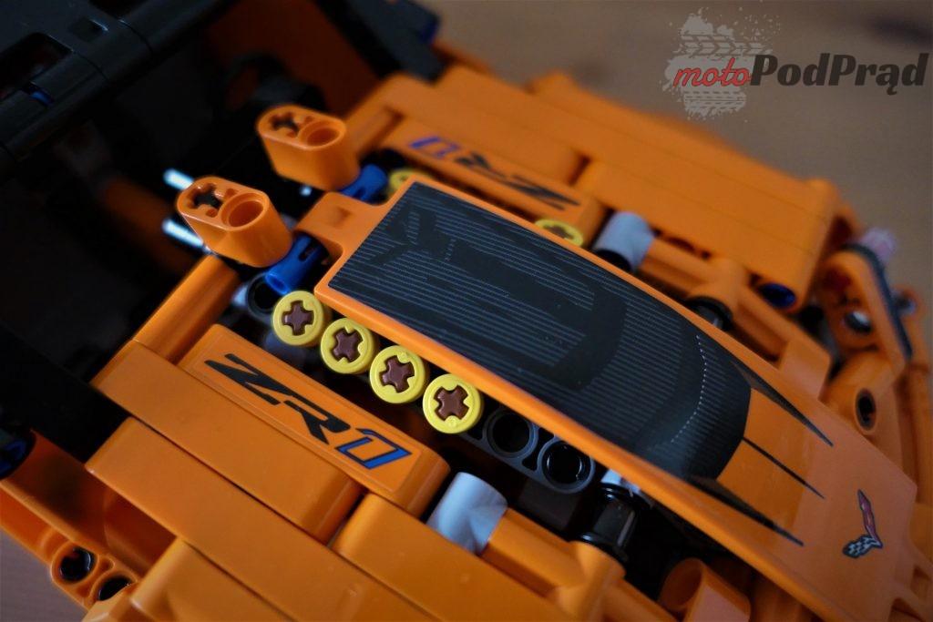 Chevrolet Corvette Zr1 lego 7 1024x683 Składamy Corvette ZR1 z LEGO