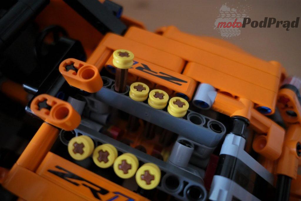Chevrolet Corvette Zr1 lego 8 1024x683 Składamy Corvette ZR1 z LEGO