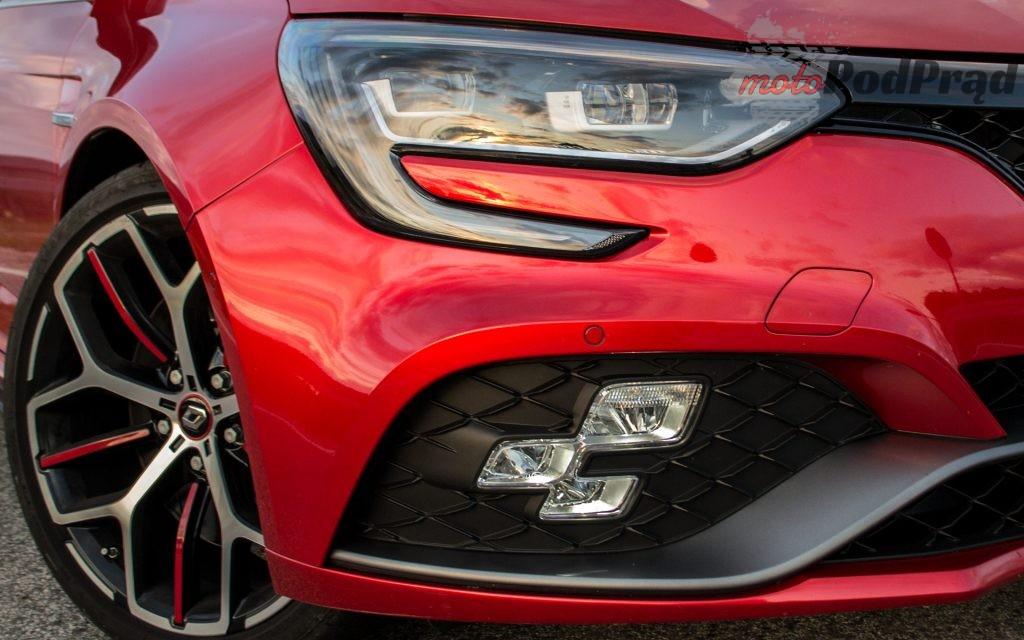 DSC 2477 1024x640 Test: Renault Megane RS Trophy   czerwone najszybsze!