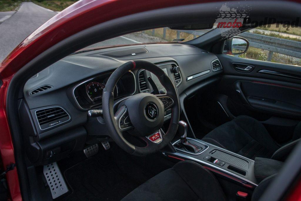 DSC 2484 1024x683 Test: Renault Megane RS Trophy   czerwone najszybsze!