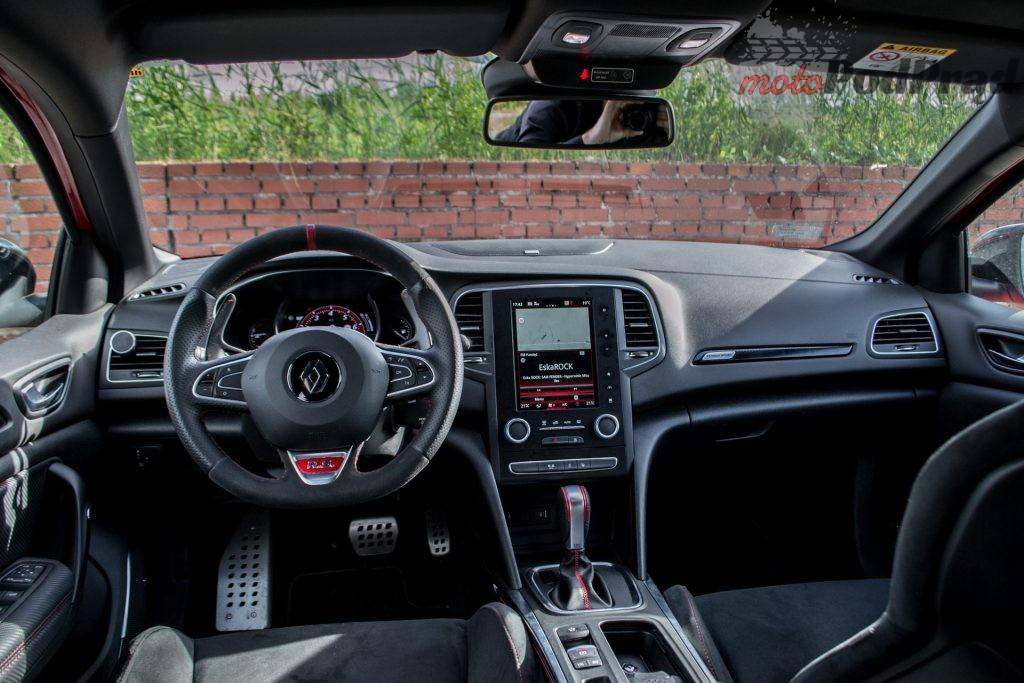DSC 2527 1024x683 Test: Renault Megane RS Trophy   czerwone najszybsze!