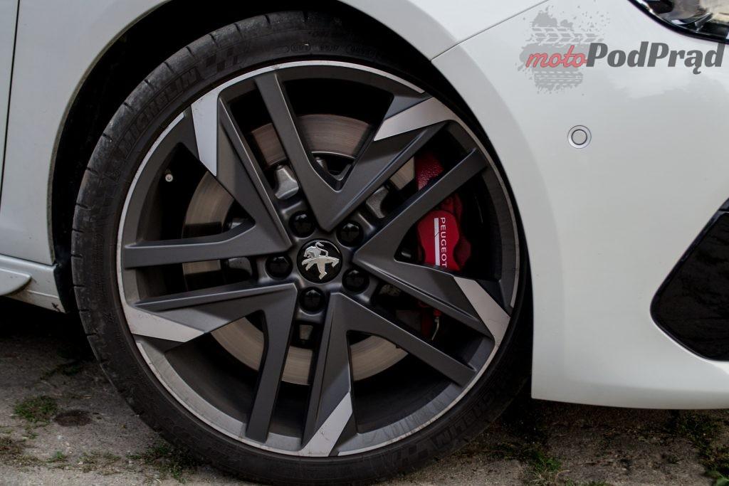 DSC 2665 1024x683 Test: Peugeot 308 GTI   raczej soft hatch niż hothatch