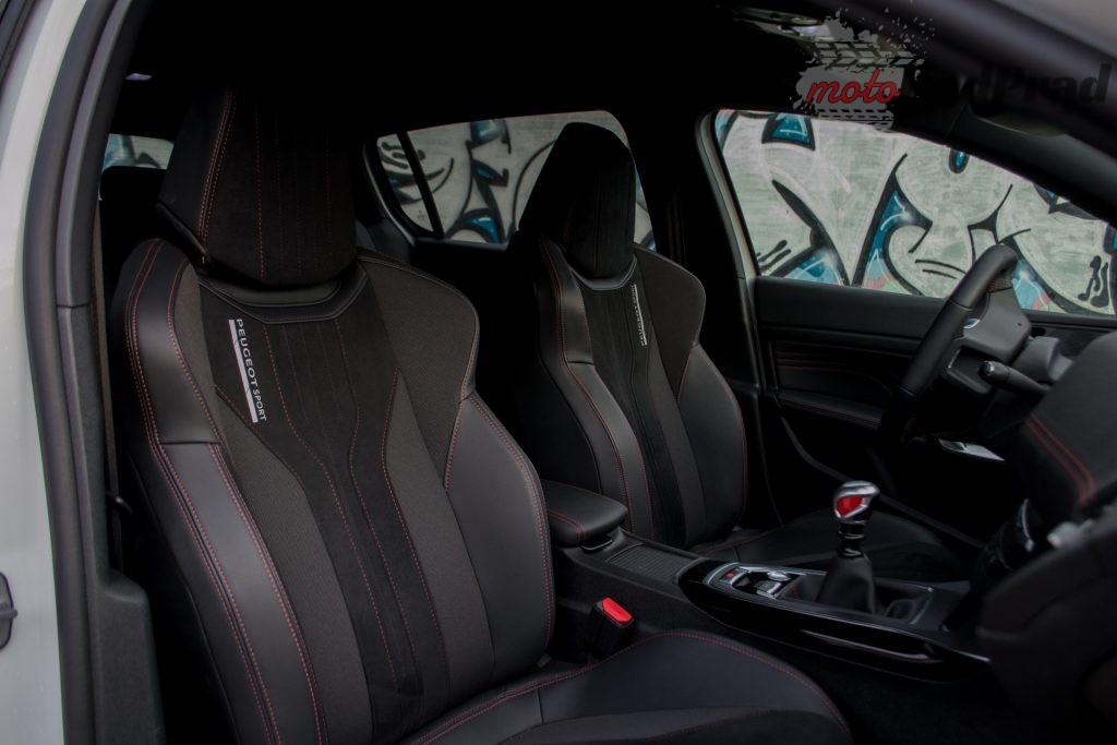 DSC 2668 1024x683 Test: Peugeot 308 GTI   raczej soft hatch niż hothatch