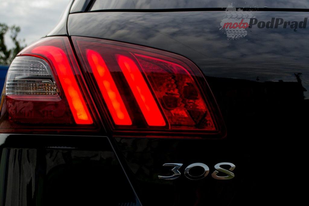 DSC 2674 1024x683 Test: Peugeot 308 GTI   raczej soft hatch niż hothatch
