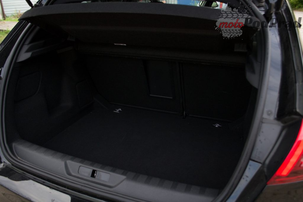 DSC 2678 1024x683 Test: Peugeot 308 GTI   raczej soft hatch niż hothatch