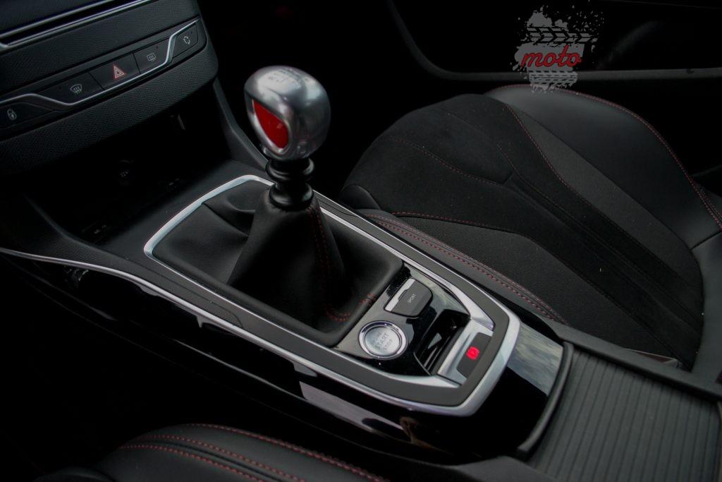DSC 2685 1024x683 Test: Peugeot 308 GTI   raczej soft hatch niż hothatch