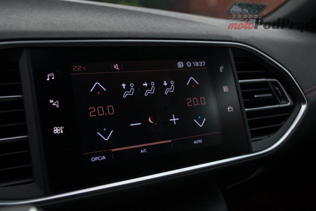 DSC 2687 1024x683 Test: Peugeot 308 GTI   raczej soft hatch niż hothatch