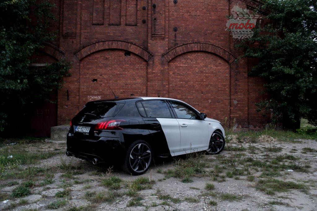 DSC 2698 1024x683 Test: Peugeot 308 GTI   raczej soft hatch niż hothatch