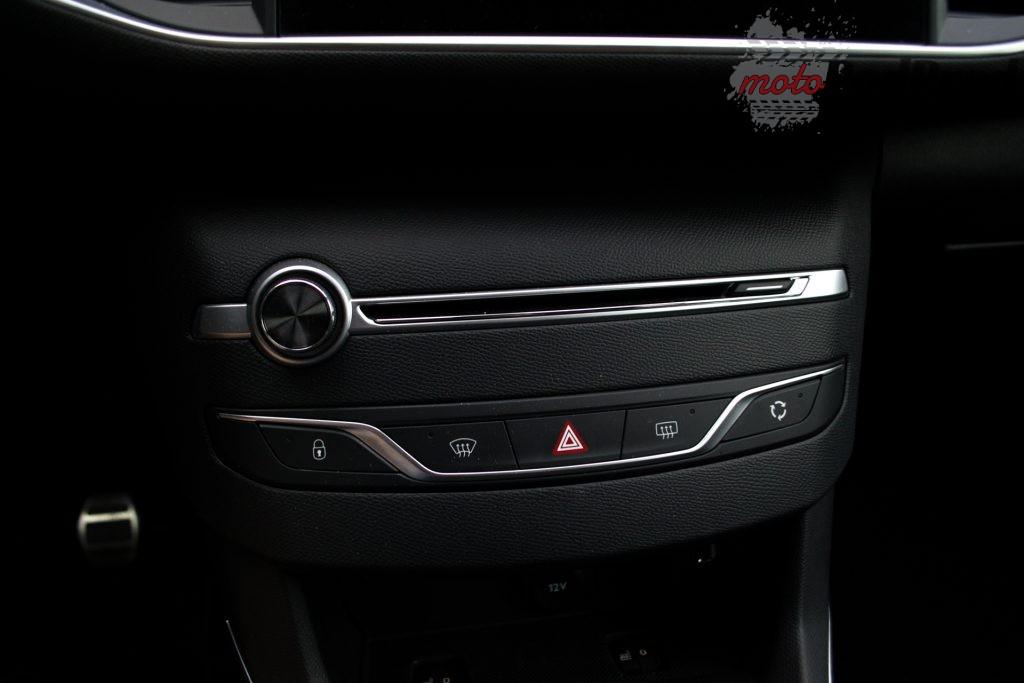DSC 2706 1024x683 Test: Peugeot 308 GTI   raczej soft hatch niż hothatch