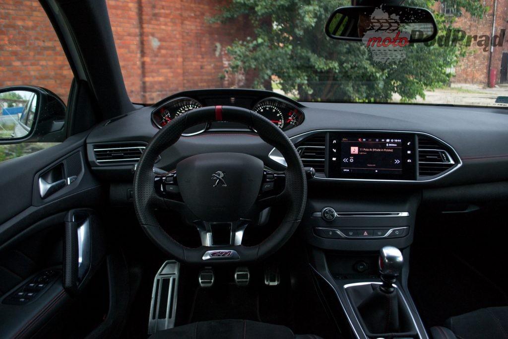 DSC 2710 1024x683 Test: Peugeot 308 GTI   raczej soft hatch niż hothatch