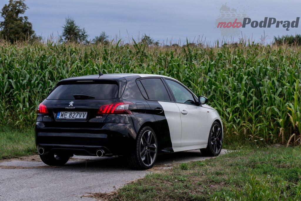 DSC 2718 1024x683 Test: Peugeot 308 GTI   raczej soft hatch niż hothatch