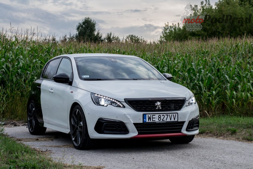 DSC 2719 1024x683 Test: Peugeot 308 GTI   raczej soft hatch niż hothatch