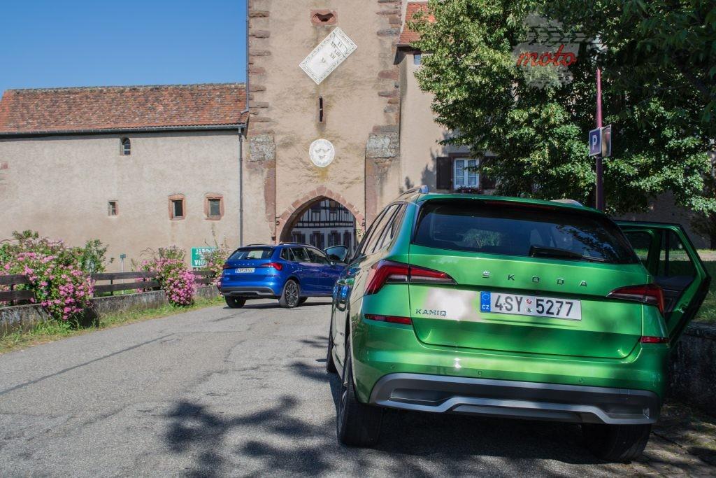 DSC 2860 1024x683 Skoda Kamiq   miejski SUV nie musi być biedny