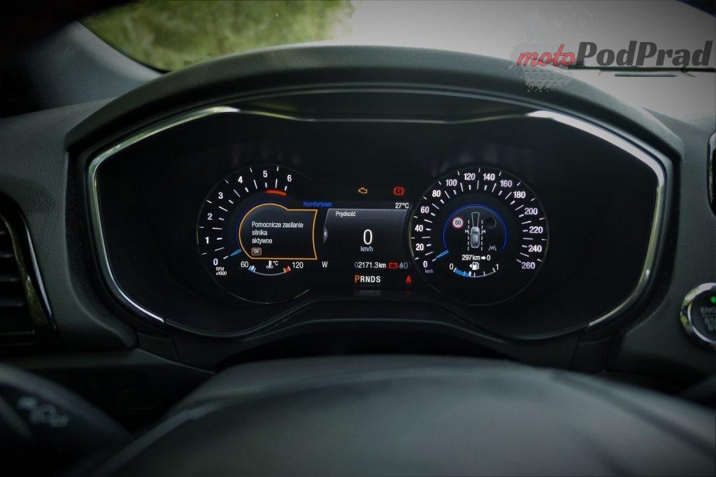 Ford Mondeo 11 1024x682 Test: Ford Mondeo ST line   szczebel wyżej