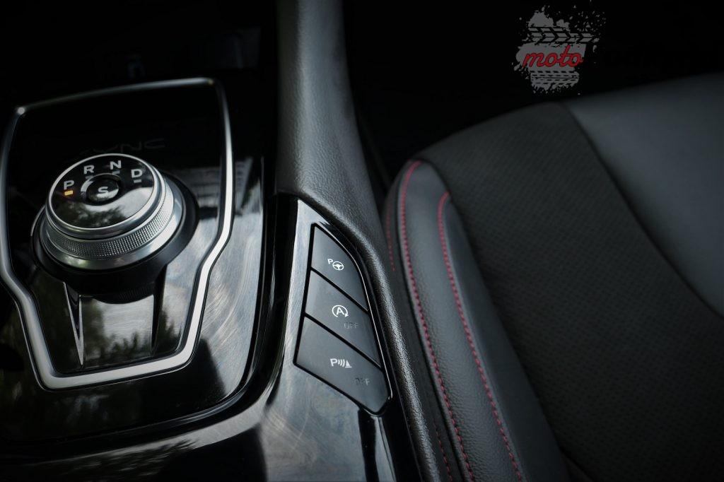 Ford Mondeo 13 1024x682 Test: Ford Mondeo ST line   szczebel wyżej