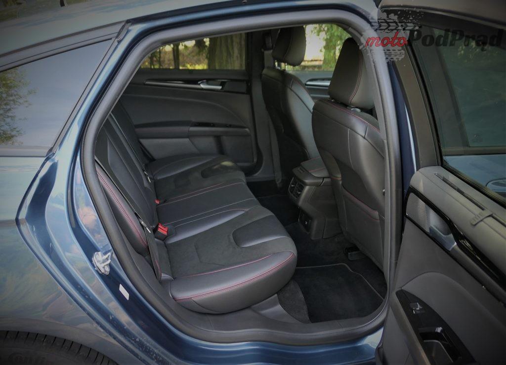 Ford Mondeo 14 1024x740 Test: Ford Mondeo ST line   szczebel wyżej