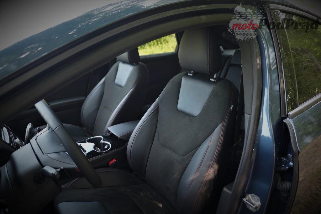 Ford Mondeo 15 1024x682 Test: Ford Mondeo ST line   szczebel wyżej