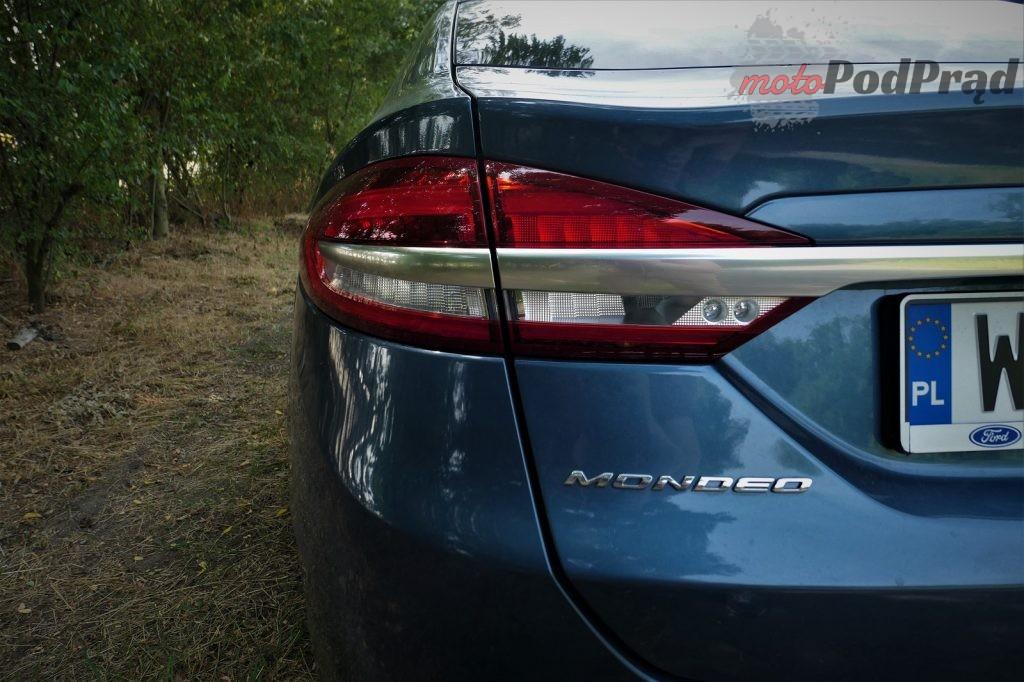 Ford Mondeo 17 1024x682 Test: Ford Mondeo ST line   szczebel wyżej
