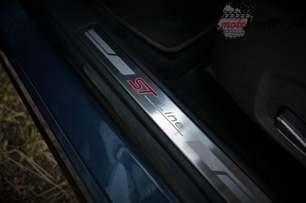 Ford Mondeo 21 1024x682 Test: Ford Mondeo ST line   szczebel wyżej