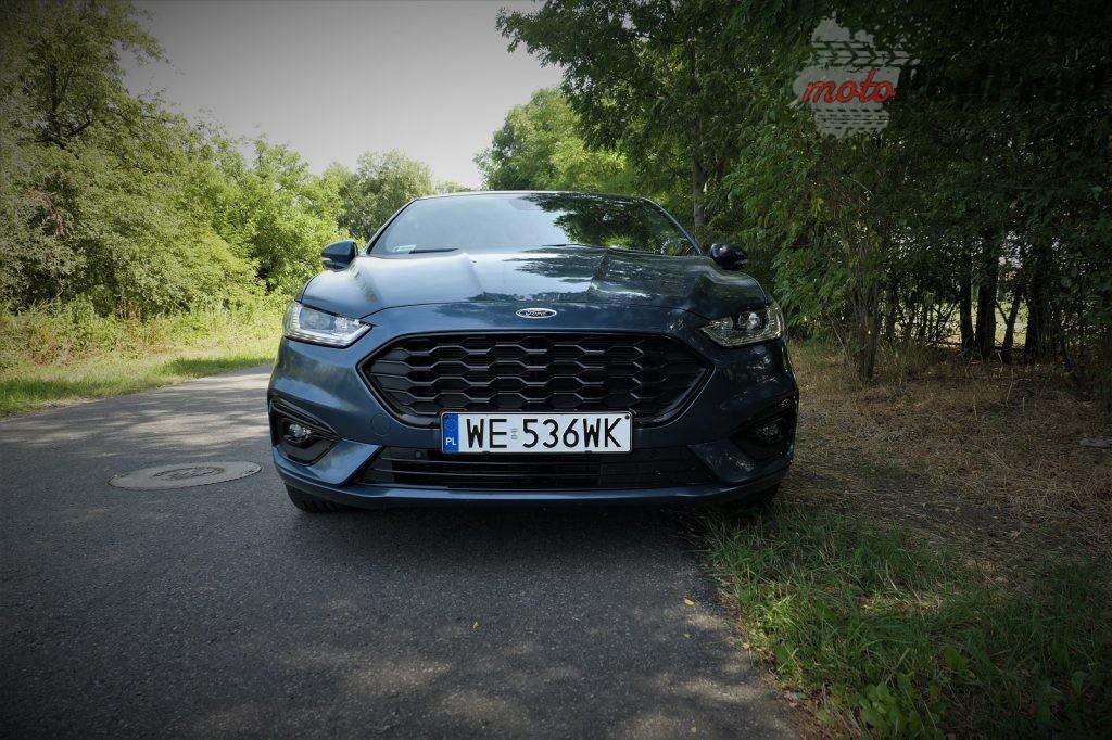 Ford Mondeo 4 1024x682 Test: Ford Mondeo ST line   szczebel wyżej