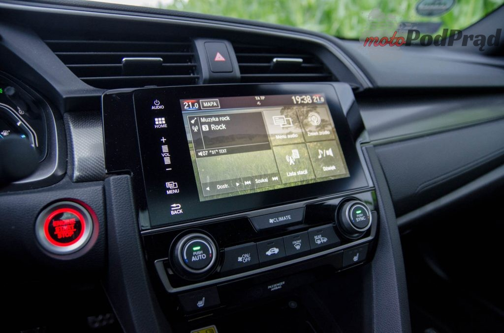 Honda Civic 1 0 9 1024x678 Test: Honda Civic 1.0 MT – niekiedy litr to mało…