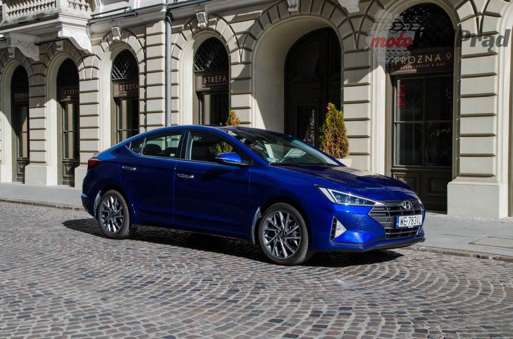 Hyundai Elantra 1 1024x678 Test: Hyundai Elantra 1.6 MPI   kolejna świetna Elantra