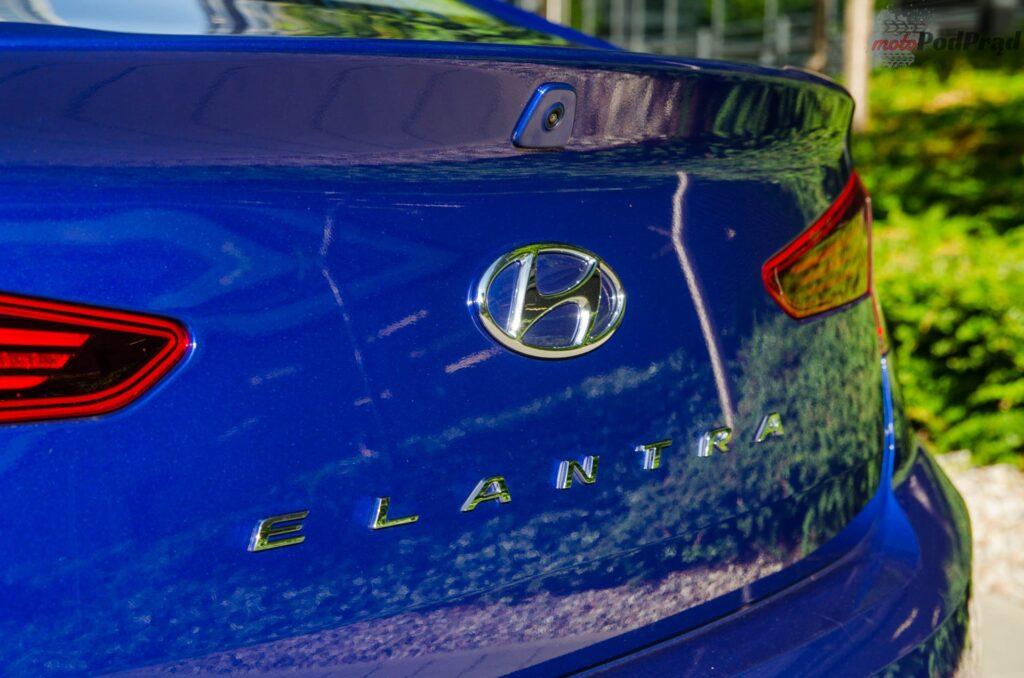 Hyundai Elantra 14 1024x678 Test: Hyundai Elantra 1.6 MPI   kolejna świetna Elantra