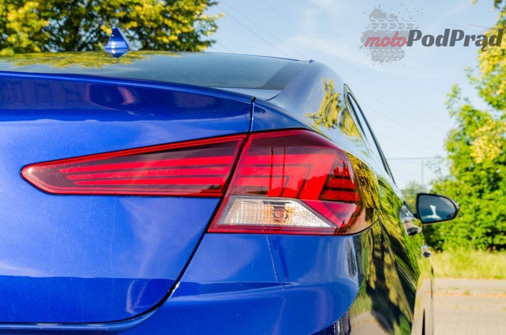 Hyundai Elantra 16 1024x678 Test: Hyundai Elantra 1.6 MPI   kolejna świetna Elantra