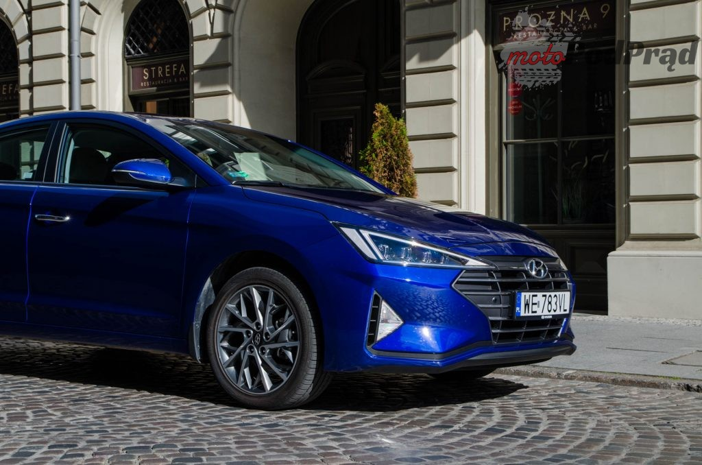 Hyundai Elantra 4 1024x678 Test: Hyundai Elantra 1.6 MPI   kolejna świetna Elantra