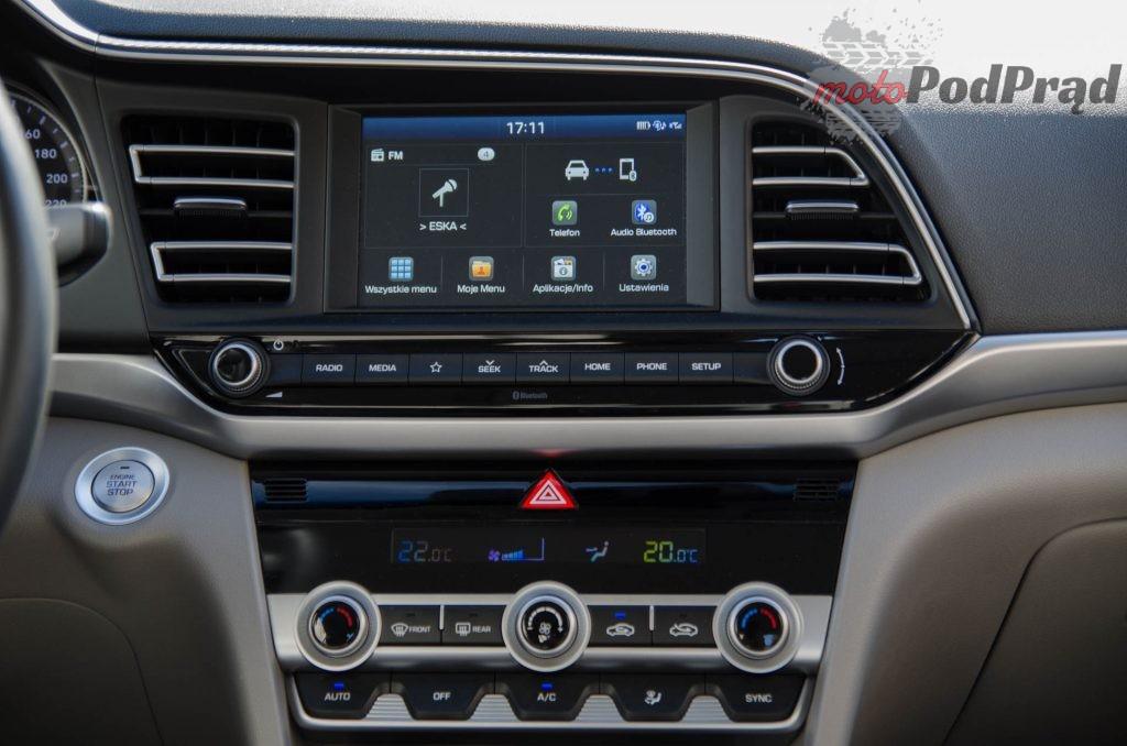 Hyundai Elantra 9 1024x678 Test: Hyundai Elantra 1.6 MPI   kolejna świetna Elantra