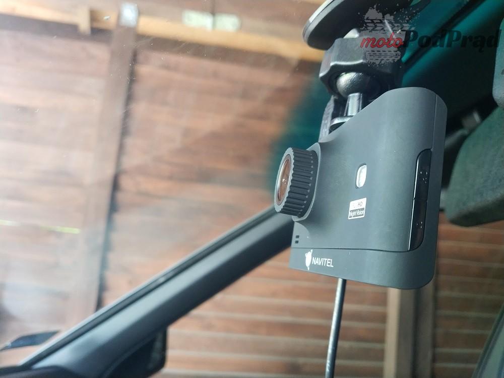 IMG 20190806 151755 2 Test: wideorejestrator Navitel R400 NV   zalety pokazuje nocą