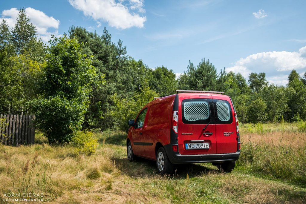 Kangoo 1 1024x683 Test: Renault Kangoo VAN – francuski hydraulik