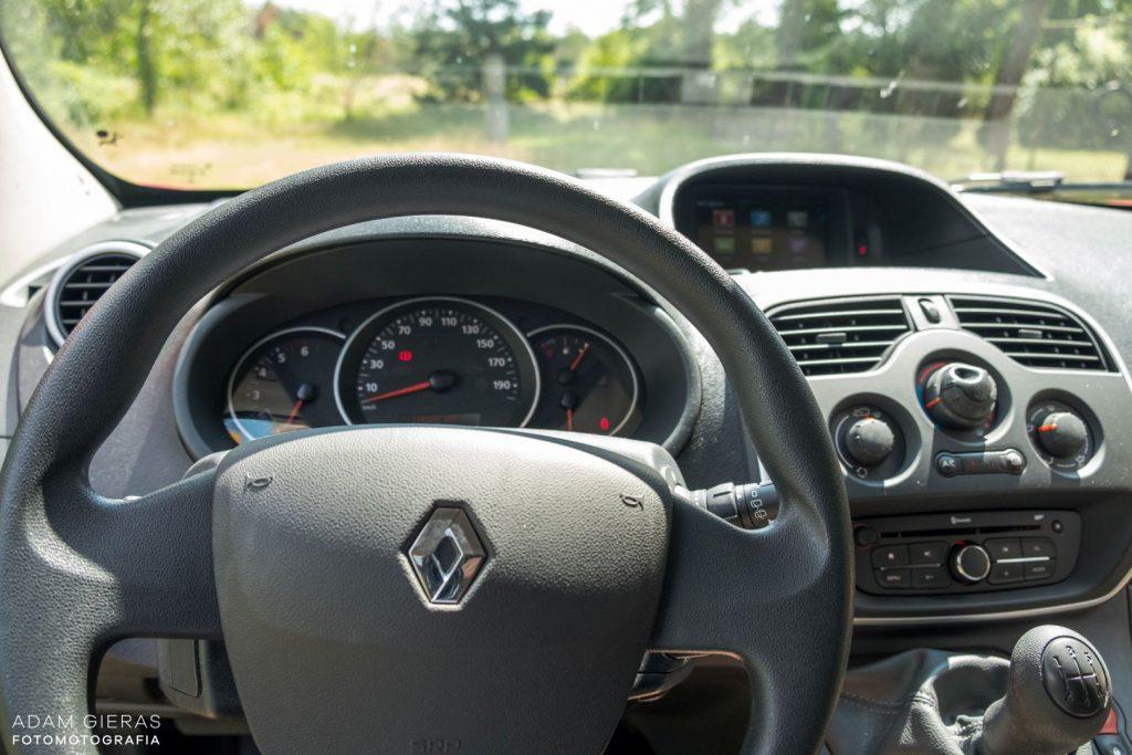 Kangoo 12 1024x683 Test: Renault Kangoo VAN – francuski hydraulik