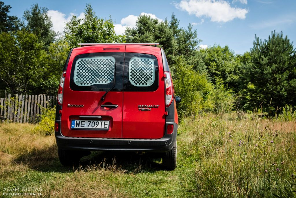 Kangoo 2 1024x683 Test: Renault Kangoo VAN – francuski hydraulik