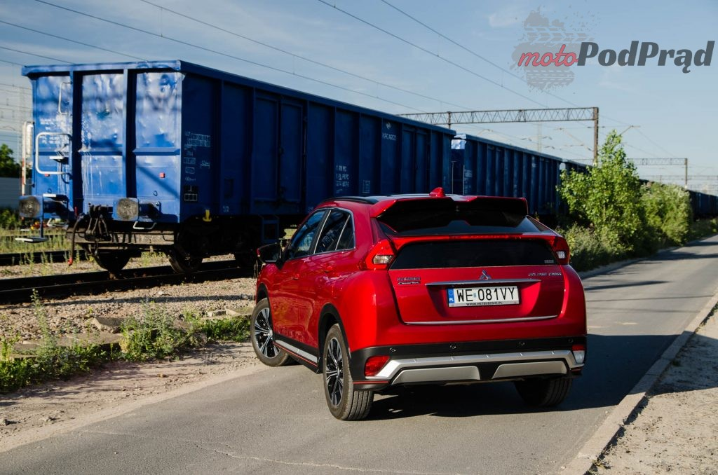 Mitsubishi Elicpse Cross 1 1024x678 Test: Mitsubishi Eclipse Cross   było warto?