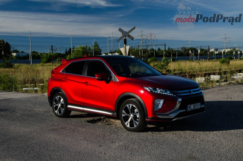 Mitsubishi Elicpse Cross 16 1024x678 Test: Mitsubishi Eclipse Cross   było warto?