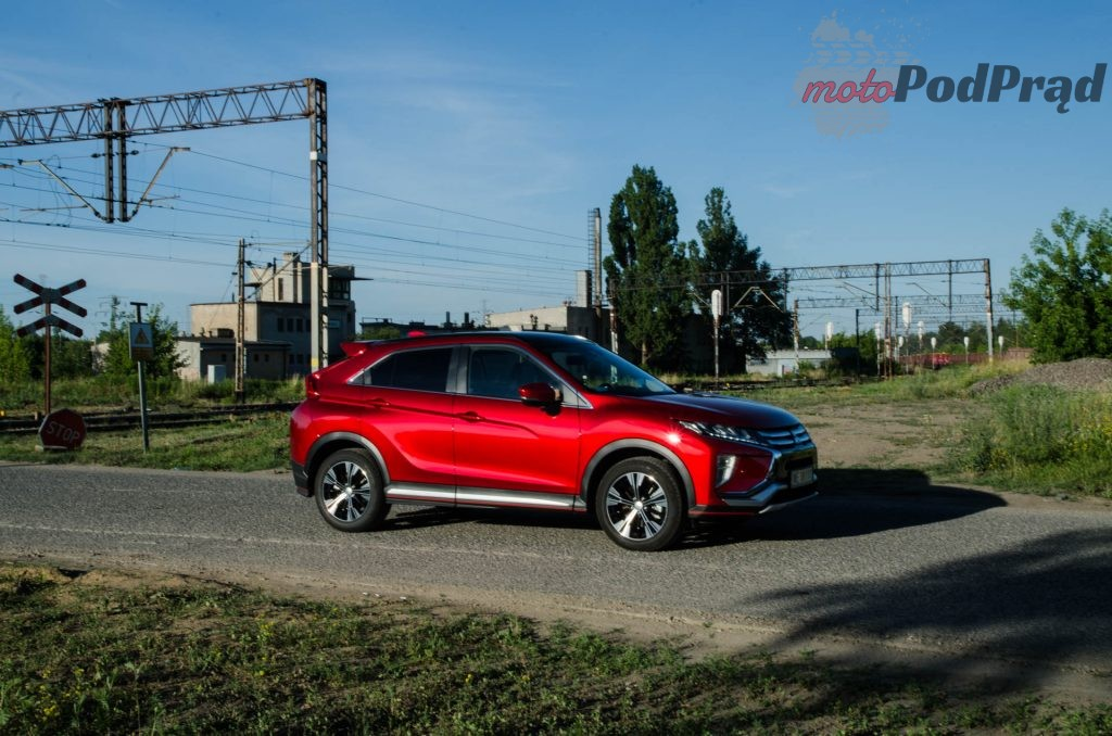 Mitsubishi Elicpse Cross 17 1024x678 Test: Mitsubishi Eclipse Cross   było warto?