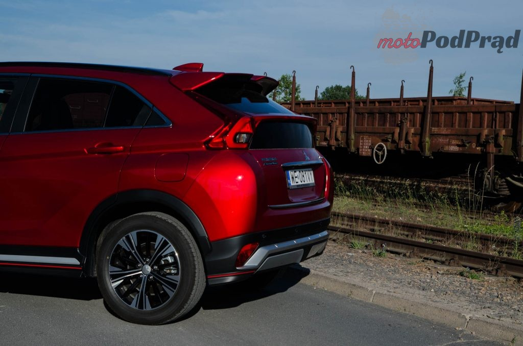 Mitsubishi Elicpse Cross 2 1024x678 Test: Mitsubishi Eclipse Cross   było warto?