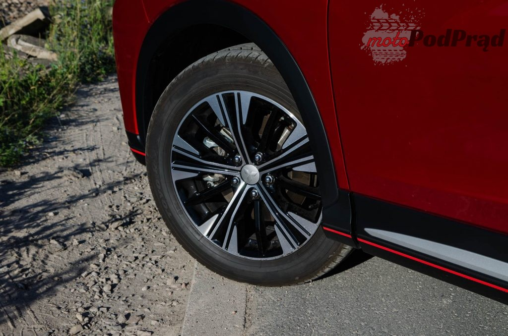 Mitsubishi Elicpse Cross 3 1024x678 Test: Mitsubishi Eclipse Cross   było warto?