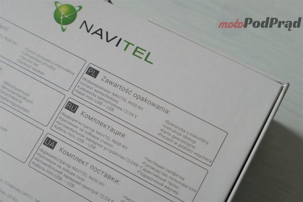 Navitel R650 NV 2 1024x683 Test: Navitel R650NV   nagrań czas start
