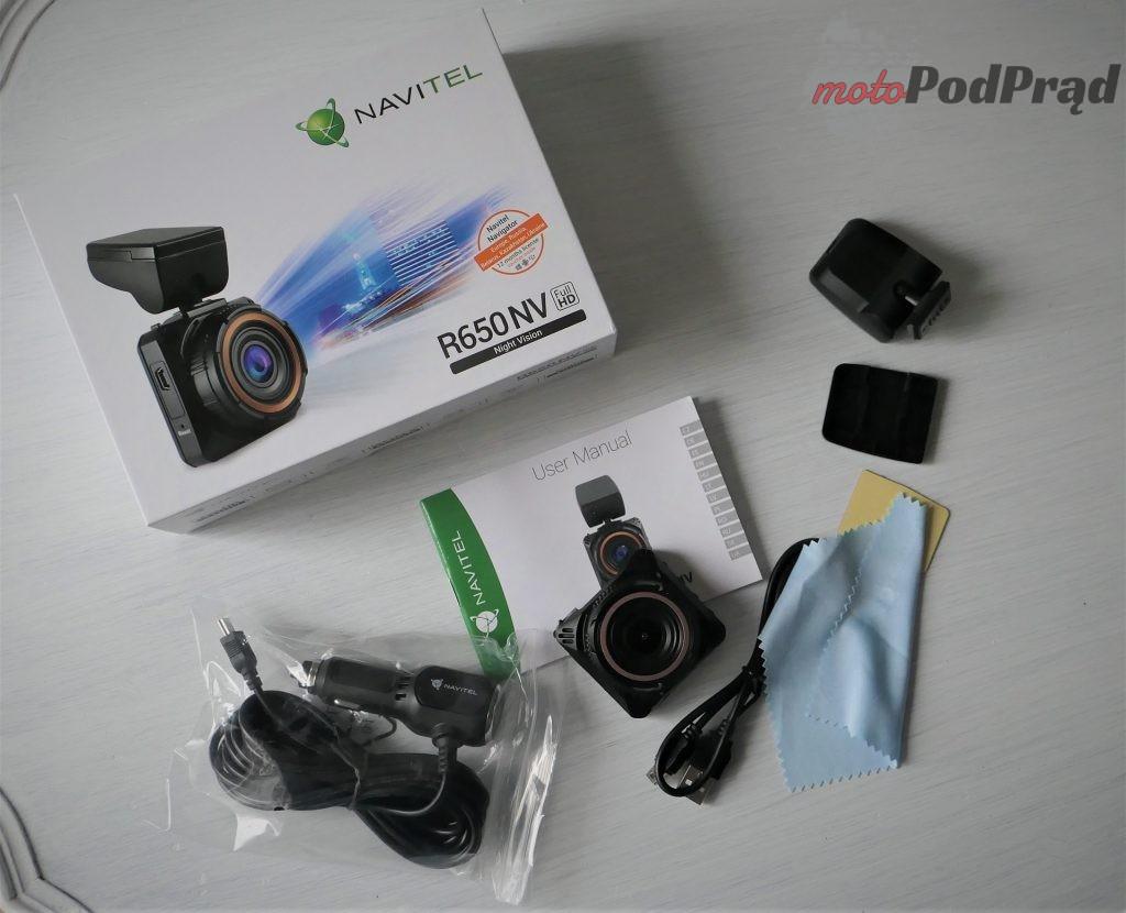 Navitel R650 NV 3 1024x830 Test: Navitel R650NV   nagrań czas start