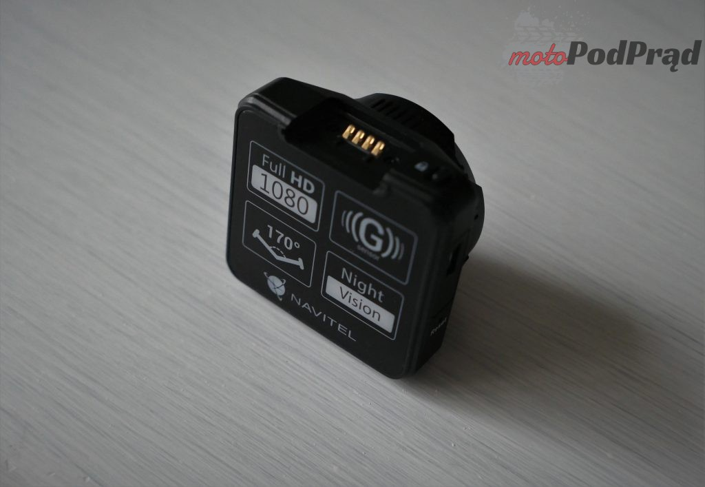 Navitel R650 NV 7 1024x707 Test: Navitel R650NV   nagrań czas start
