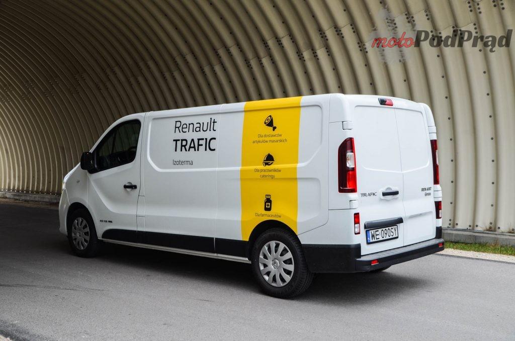 Renault Trafic izoterma 2 1024x678 Test: Renault Trafic Furgon   izoterma wewnętrzna